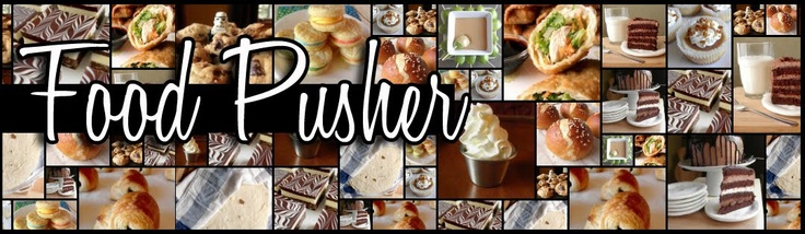 The Food Pusher - cooking blog/website