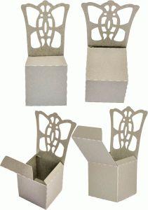 Silhouette Design Store - View Design #46572: 3d wedding chair