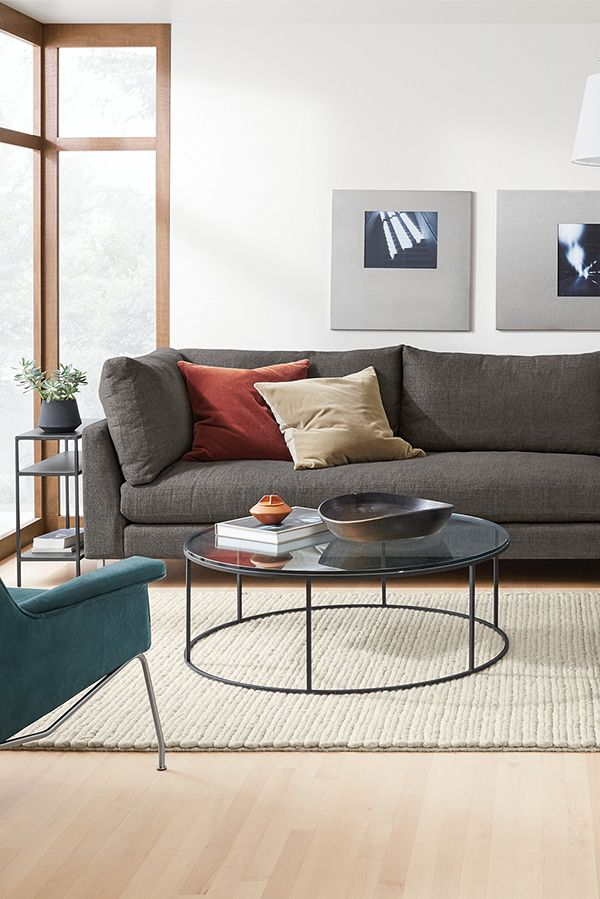 Stretch Out And Unwind With The Inviting Comfort Of Our Bryce Sectional Sofa