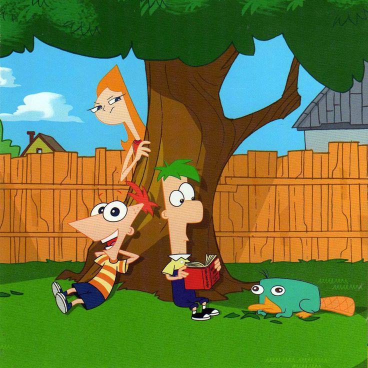 Nueva temporada de Phineas y Ferb | Garuyo.com