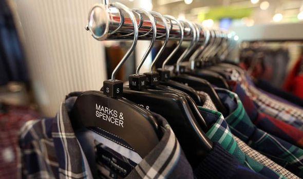 Marks & Spencer sees two-thirds drop in profits as clothing sales tumble