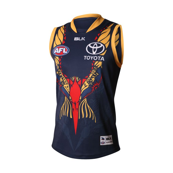 Adelaide Crows 2015 Men's Replica Indigenous Guernsey - ShopAFL