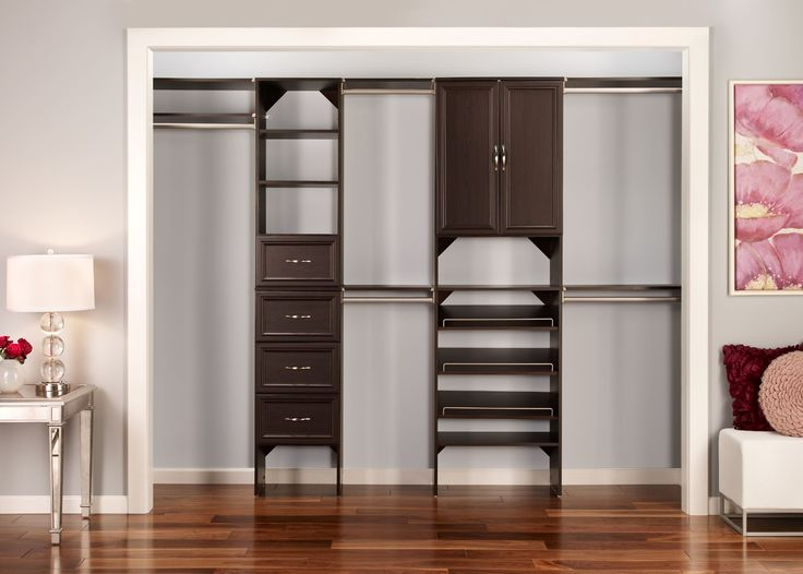 Mix And Match Our Different Tower Sizes, Doors And Drawers To Create A  Closet Space