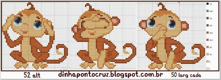 http://dinhapontocruz.blogspot.com.br/2014/10/os-tres-macacos-sabios-ponto-cruz.html