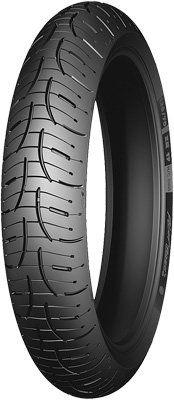 Michelin Pilot Road 4 Touring Radial Tire - 120/70 ZR17 M/C (58W)
