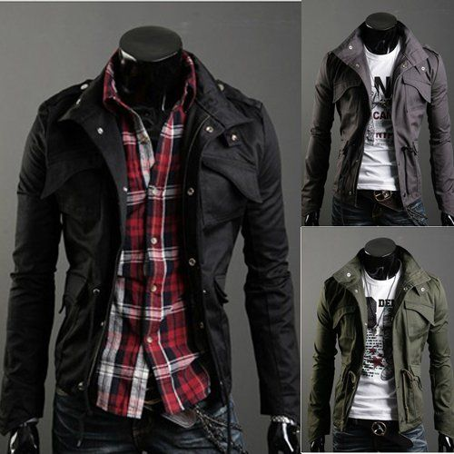 17 Best ideas about Fashion Jackets Men on Pinterest | Mens style ...