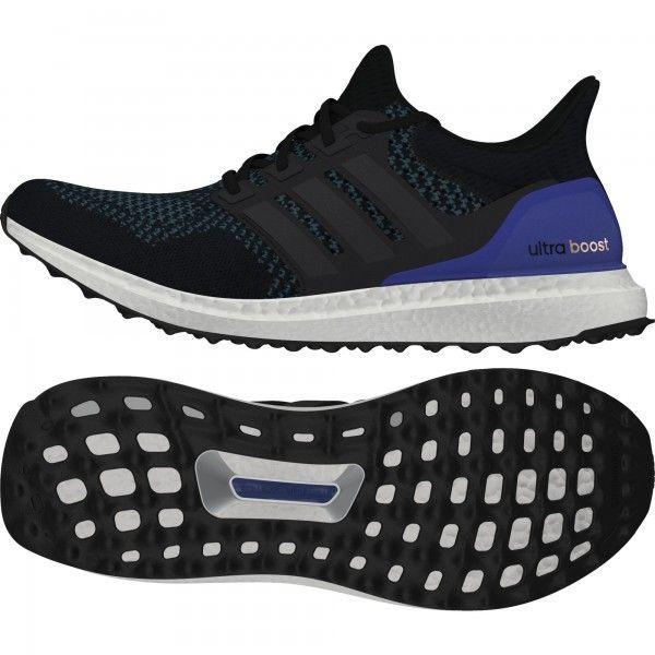 Adidas Ultra Boost W női futócipő fekete. A végtelen energiáért minden egyes lépésnél. A BOOST™-technológia nagyobb energia-visszajuttatást biztosít, mint bármelyik más anyagú párnázottság a futóiparban. OLVASS TOVÁBB!