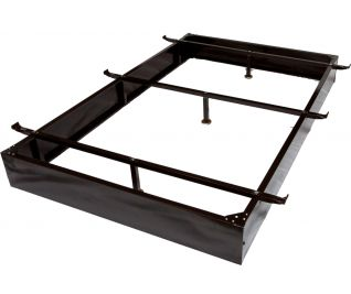 queen metal bed base acme metal hotel bed frame call for freight