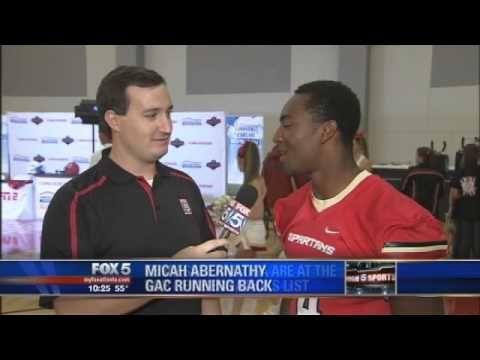 High 5 Sports - Prep sports coverage from FOX 5 Atlanta - Where will GAC's Micah Abernathy play college ball?