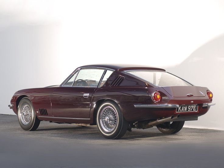 Aston Martin DBSC by Touring '1966