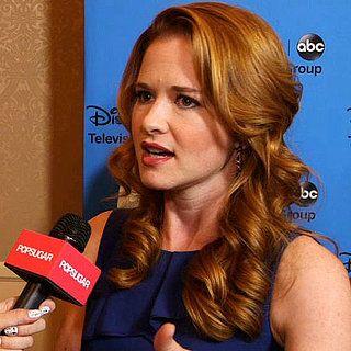 """Grey's Anatomy Cast 2013   Sarah Drew on Grey's Anatomy's Season Premiere: """"Nobody's Slept!"""""""
