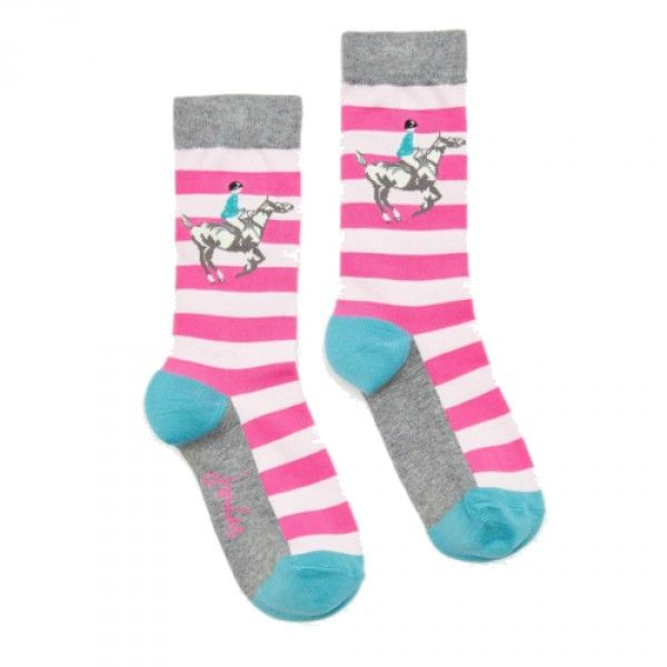Perfect gift for horse lovers (or gift for yourself!). Designer Joules Brilliant Bamboo for only £8.95 with free UK delivery. Made from Bamboo, makes them hypoallergenic and thermo regulating. www.kindredsole.com