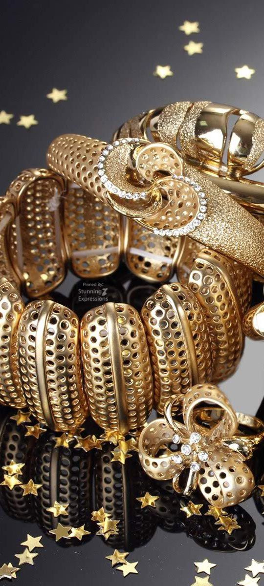Gold Jewelry Accessories