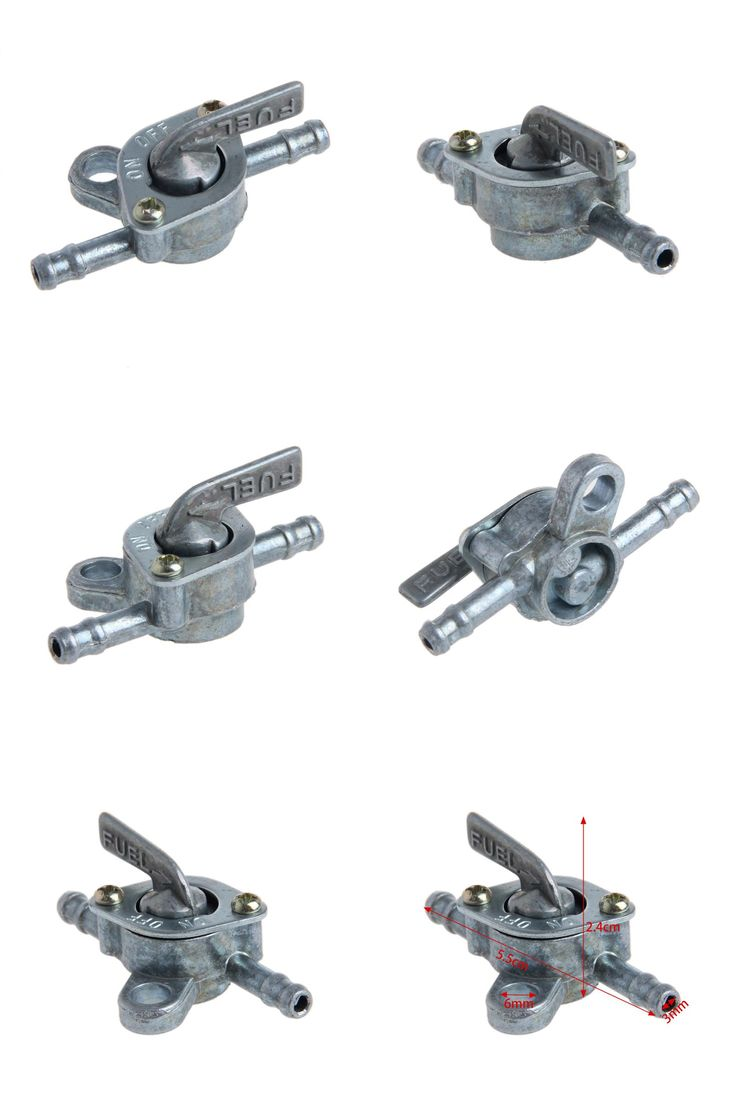 visit to buy new inline petrol fuel tap on off switch 50cc 110cc