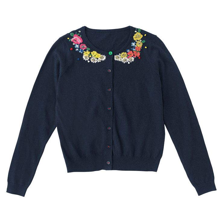 Hampstead Rose Embellished Cardigan | View All | CathKidston