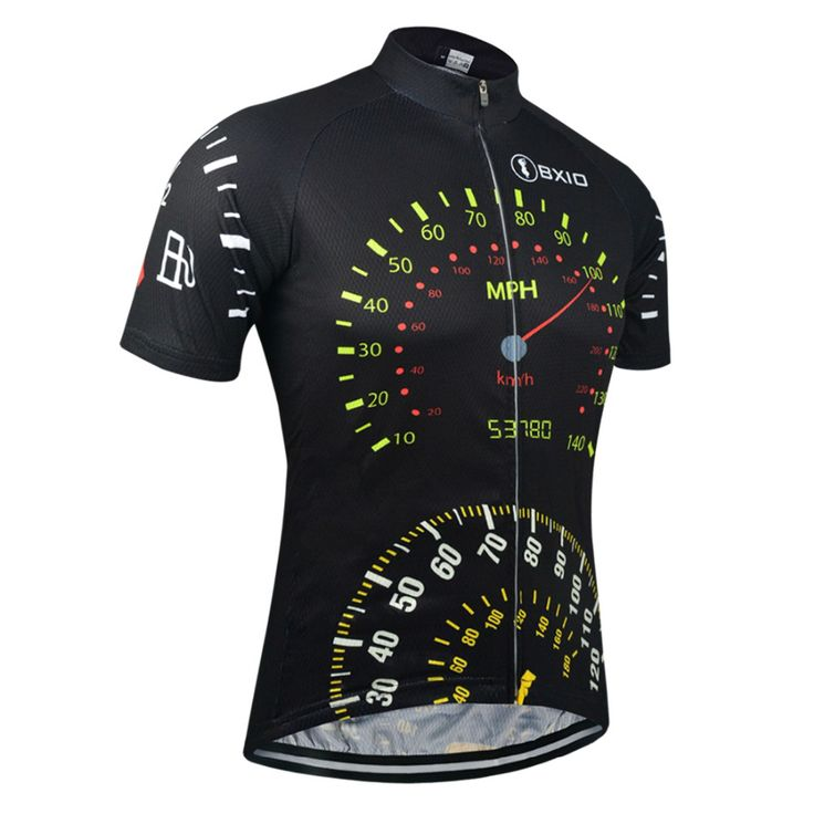 2018 Speedometer Cycling Jersey