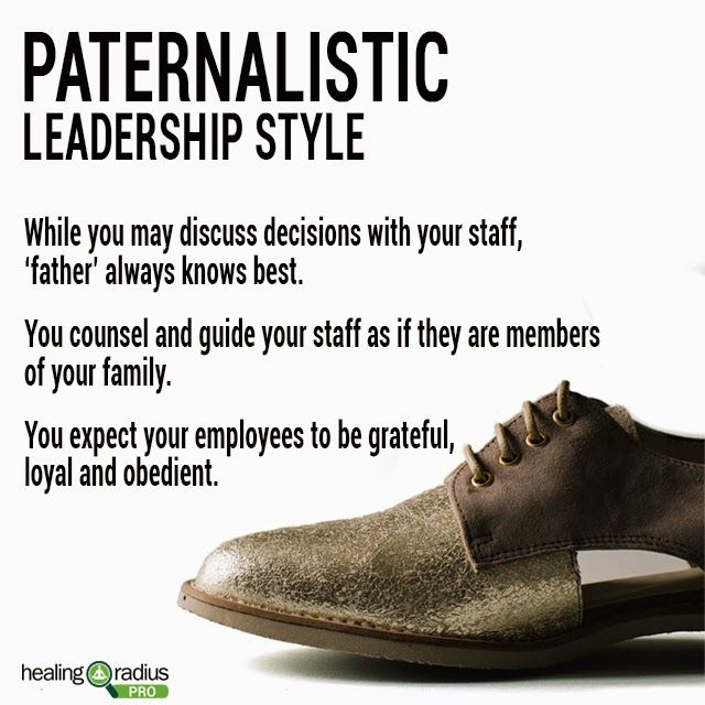 Are You A Paternalistic Leader Take The Hrpro Leadership Style Quiz To Find Out What Leadership