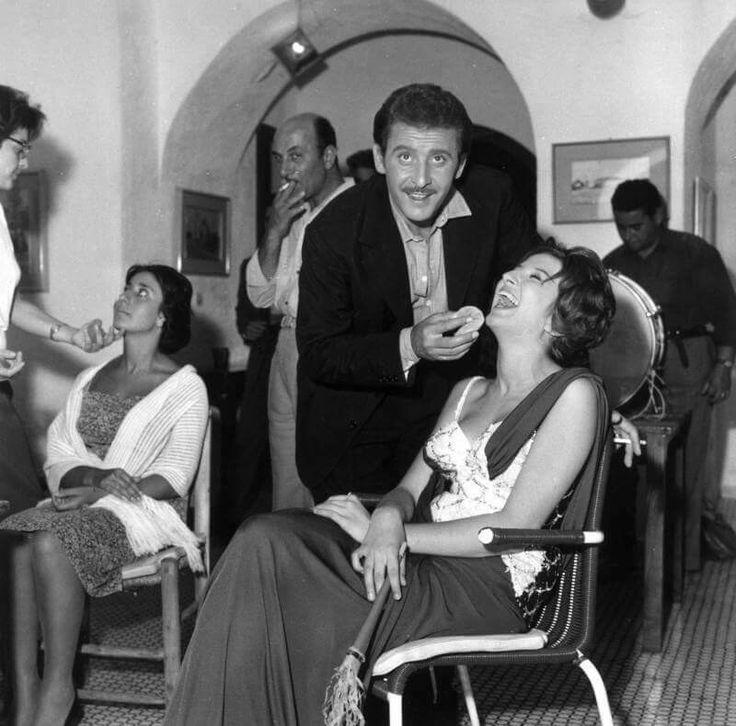Grandissims,  Mina , Domenico,1960