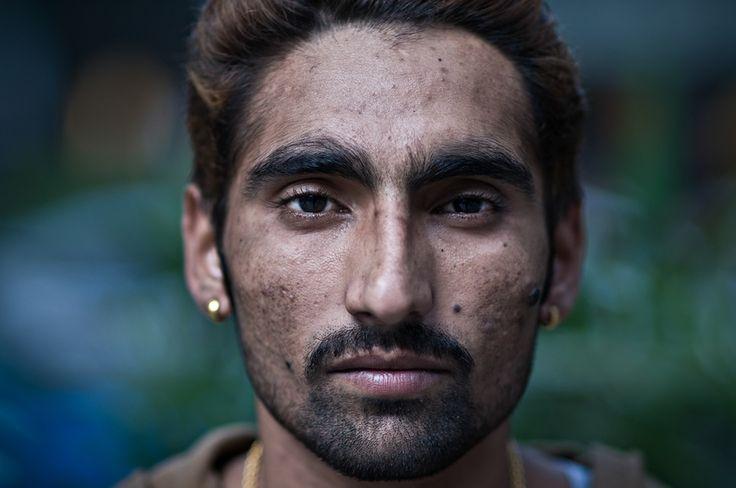 Портреты незнакомцев