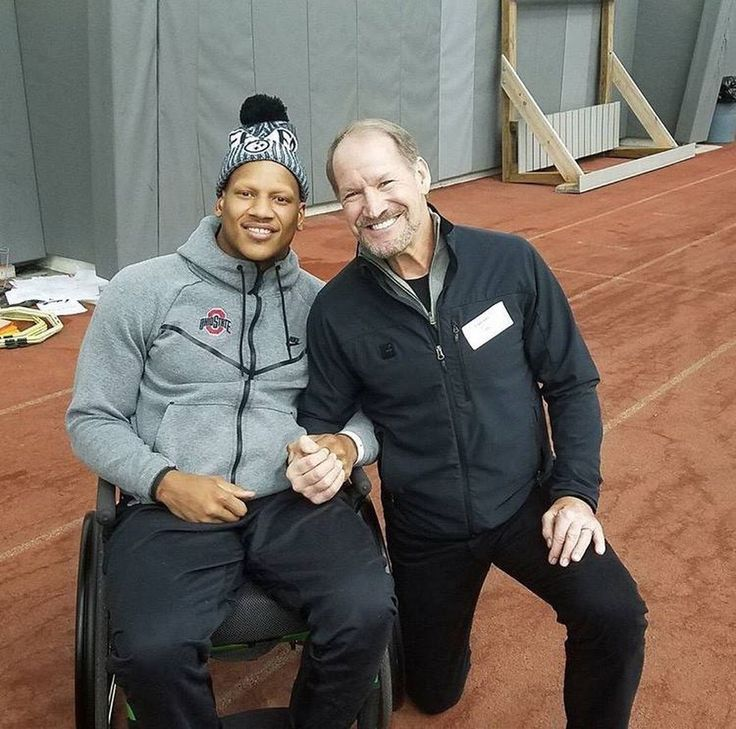 Look who was at practice today! GETTING THEM PUMPED UP WITH SOME COWHER POWER!!  GO STEELERS  - Jennette Novak - Google+