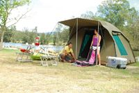 Holidays with Kids Specialists in Family Travel: Camping for Beginners