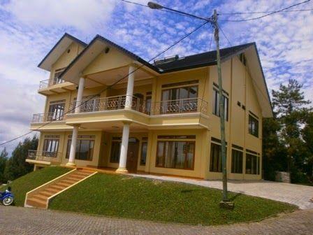 Sewa Villa Di Lembang Phone 082120989285 -Villa Istana Bunga-: Villa Eksklusif 11 Kamar Untuk Rombongan, Villa Is...