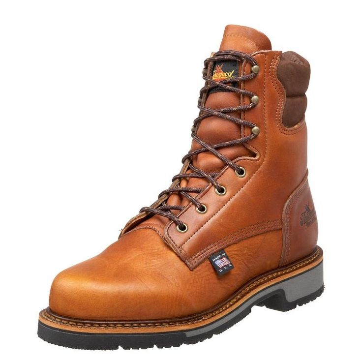 Thorogood American Heritage Safety Toe Boot Review - http://authenticboots.com/thorogood-american-heritage-safety-toe-boot-review/