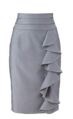 I have this skirt