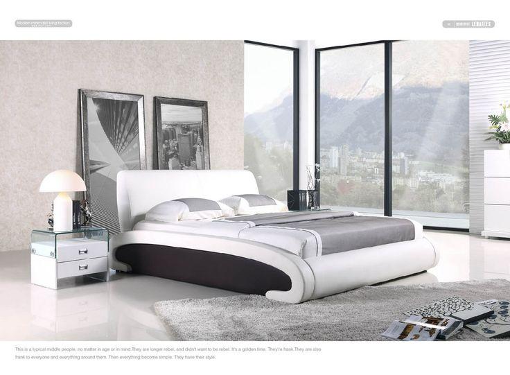 Home Furniture Bed modern bedroom furniture warehouse    -bed-soft-bed-modern-bed