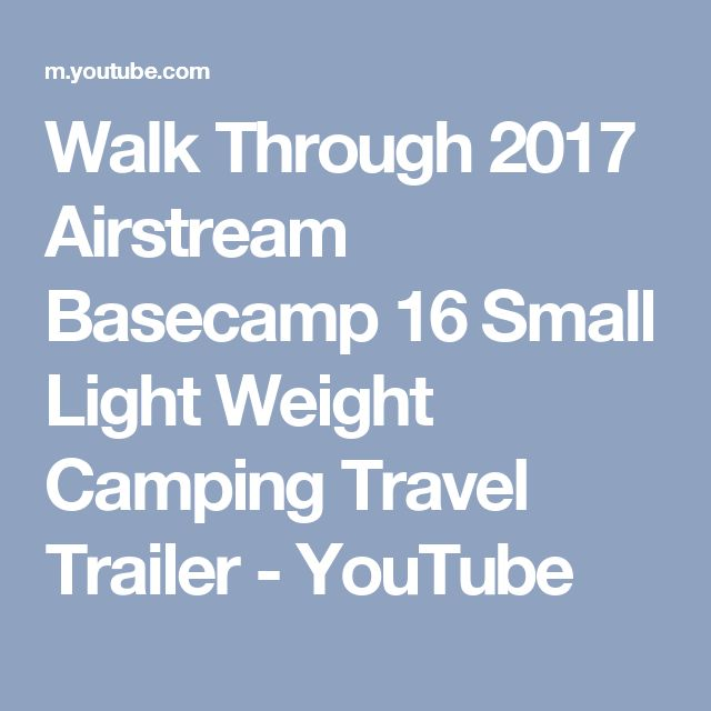 Excellent Best 20+ Airstream Basecamp Ideas On Pinterest