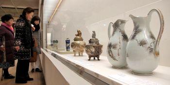 江戸期から現代まで京の陶芸の流れをたどる「京焼歴代展」(京都市左京区・市美術館)