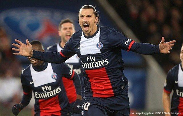 AKARPADINEWS.COM | ZLATAN Ibrahimovic memutuskan langkah baru dalam karir sepakbolanya. Setelah sukses bersama dengan Paris Saint-Germain (PSG), Ibrahimovic siap merasakan kerasnya Liga Premier Inggris. Dirinya tertarik merumput di Liga