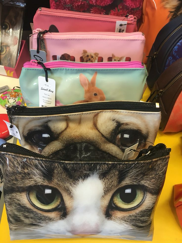 All eyes on you make up bags.