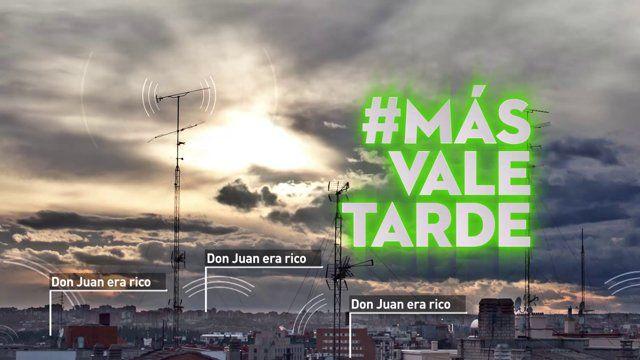 Mas Vale Tarde Opening TV Show