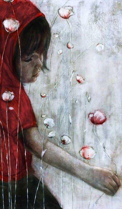 Caperucita roja , de Jacob y Wilhelm Grimm