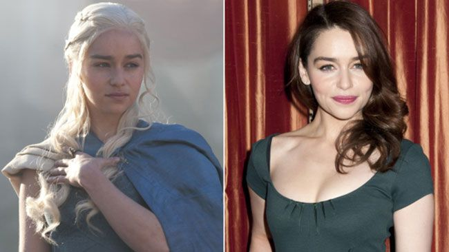 Emilia Clarke, Game of Thrones http://www.transitionshair.com.au/transitions-blog/article/tv-stars-who-wear-wigs/