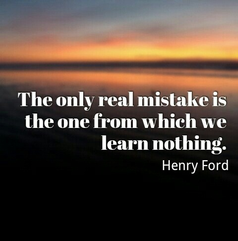 Learn From Your Mistakes Quotes Inspiration Pinterest