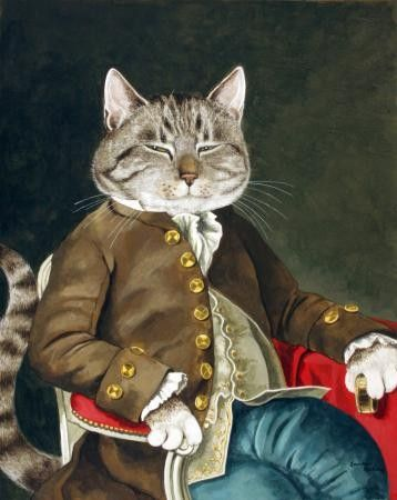 Charles Pecoul (Jacques-Louis David) by Susan Herbert