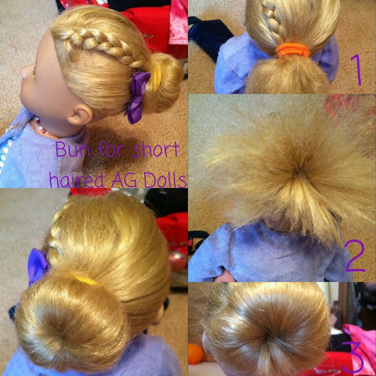 how to make a bow for your american girl