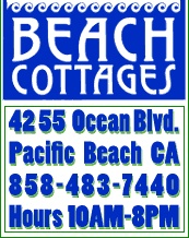 Beach Cottages | Links & Information