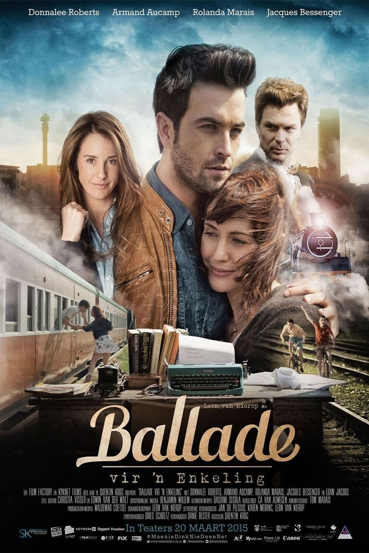Ballade vir 'n Enkeling (2015) FULL MOVIE. Click images to watch this movie