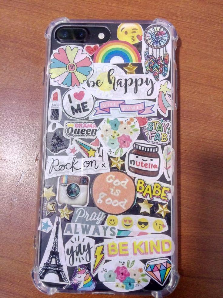 Creativity diy phone case iphone case covers cute
