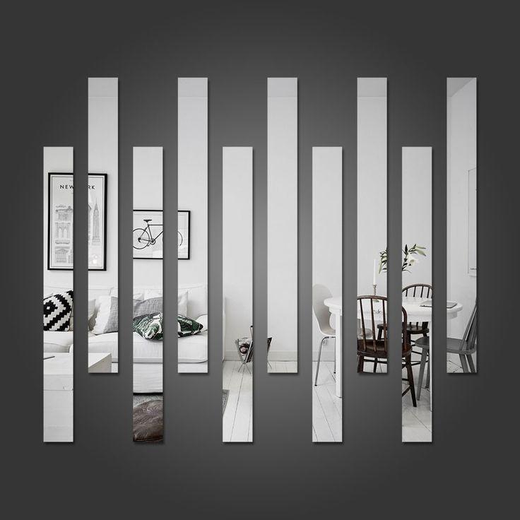 Best 25 espejos decorativos para sala ideas on pinterest for Espejos decorativos modernos