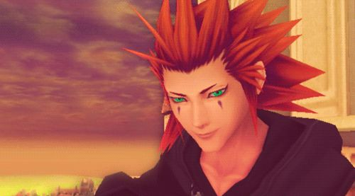 I got: Axel! Wich boy of Kingdom Hearts you're gonna be in love with ?