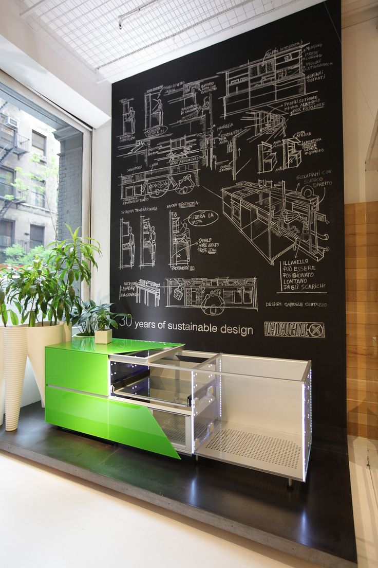 the inner workings of a valcucine cabinet