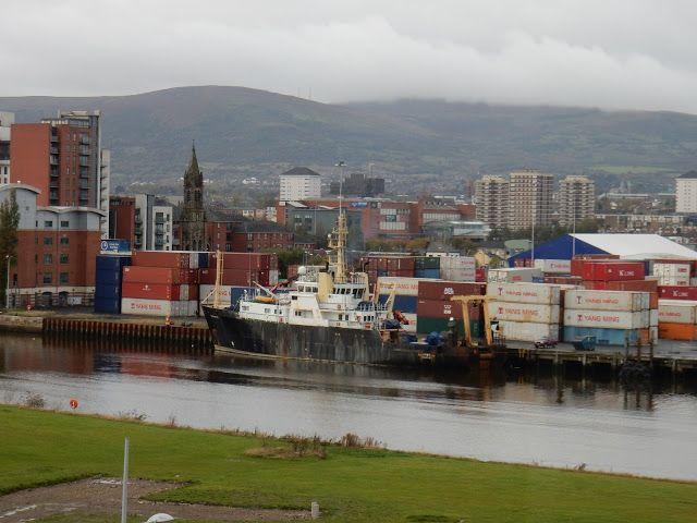 Museo Del Rms Titanic Harland And Wolff Belfast Irlanda Ireland Elisa N Blog De Viajes Lifestyle Travel Belfast Belfast Irlanda Irlanda