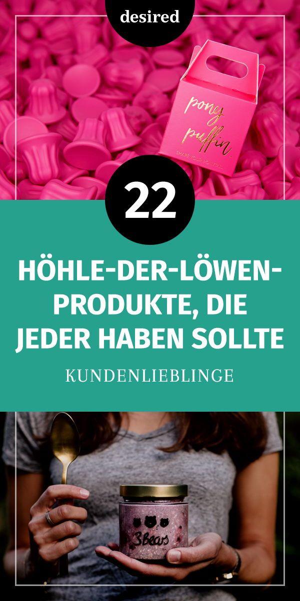 """Die 22 beliebtesten Produkte aus """"Die Höhle der Löwen"""""""