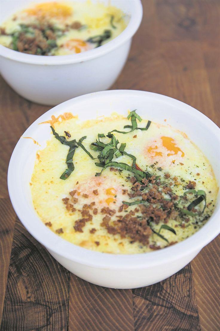 Resep: Italiaanse gebakte eier | Netwerk24.com