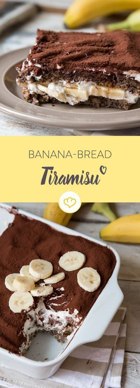 Banana-Bread-Tiramisu - ist doch alles Banane!