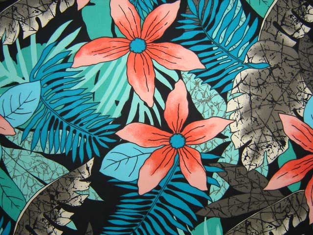 hawaiian print background - Google Search | patterns and ...